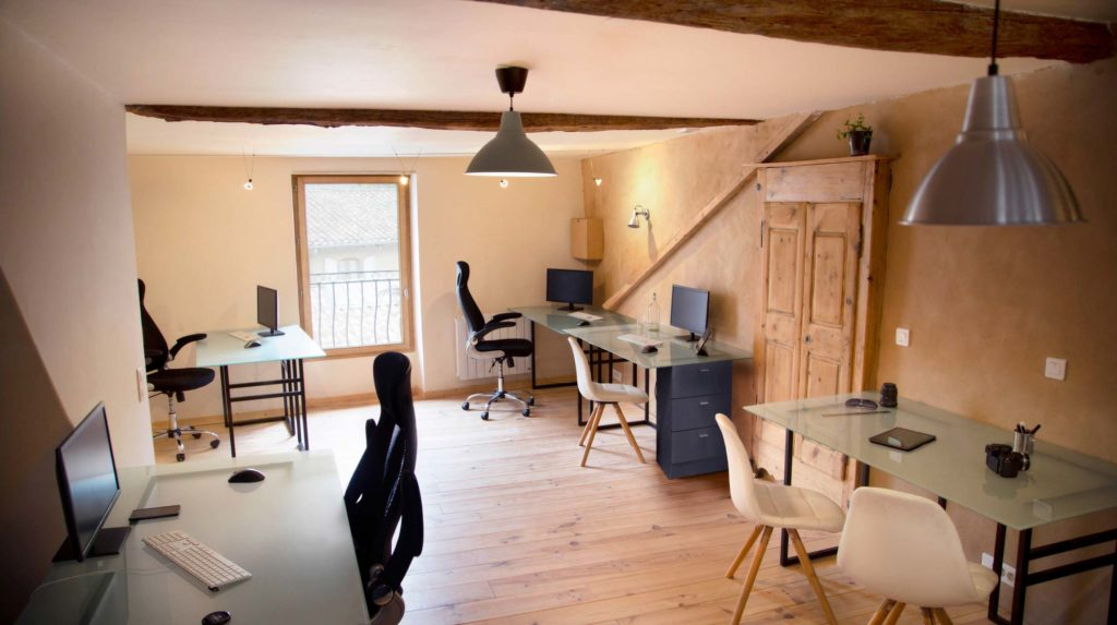 coworking - 9h9h30